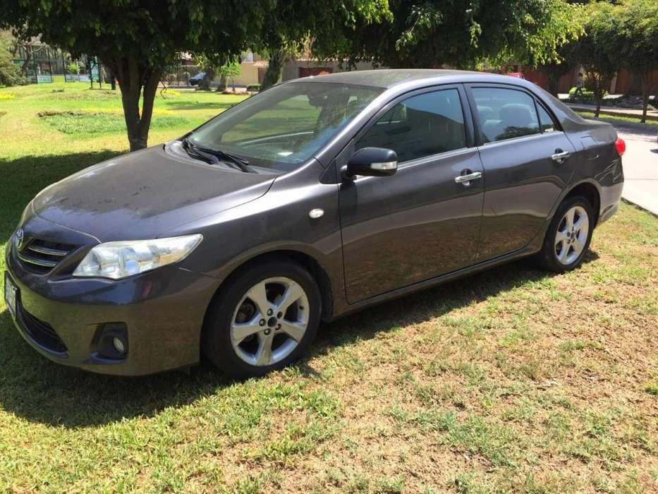 Toyota Corolla 2013 - 63000 km