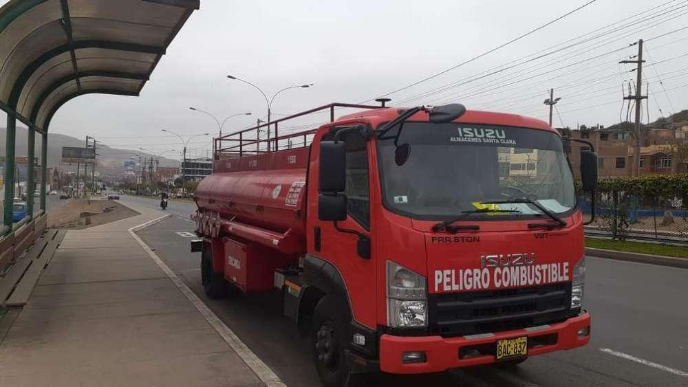 Solicito Conductor de Combustible