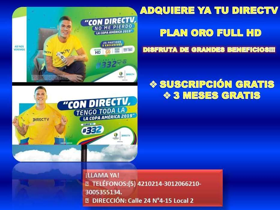 DIRECTV FULL HD