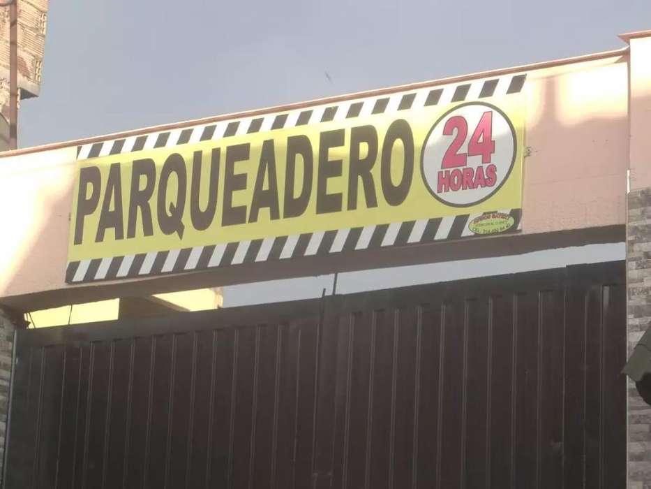 Vigilancia Parqueadero