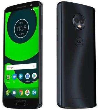 MOTO G6 (32GB) 11.200 // Nuevos, libres, en cajas completos // Whatsapp al 2612188400