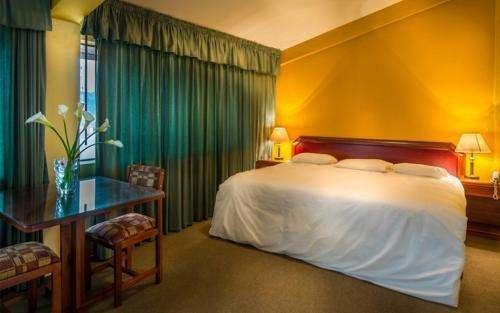 VENDO HOTEL EN CUSCO, ZONA ALTAMENTE TURÍSTICA.