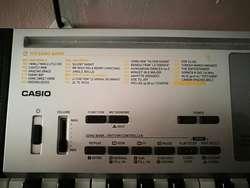 8c6e162a9e63 Órgano Electrico Casio Lk260 - Lima