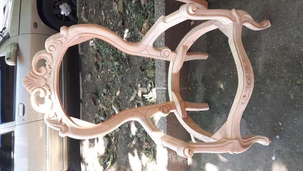 Silla Isabelina Calada