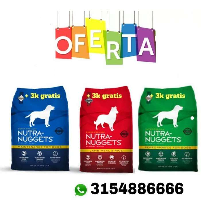 Nutra Nuggets Ofertas <strong>perro</strong>s