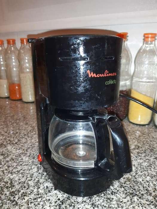 Cafetera Moulinex