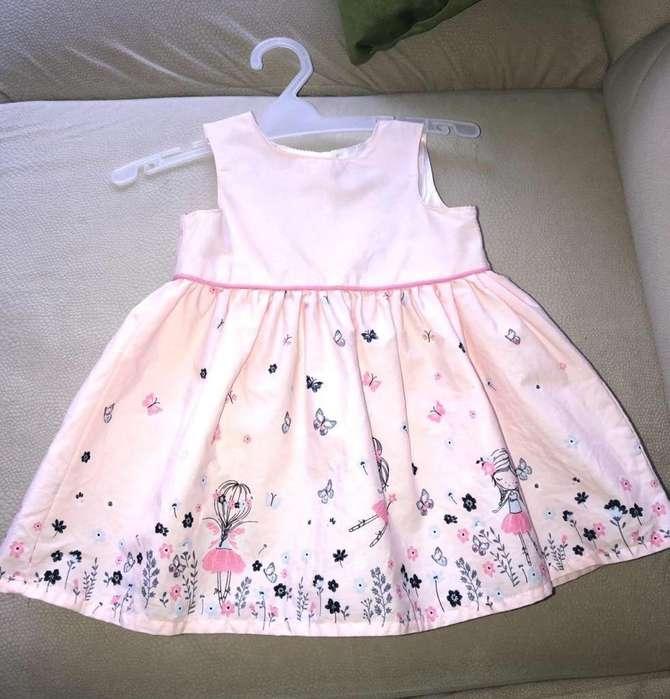 Se Vende Vestido de Bebe Importado