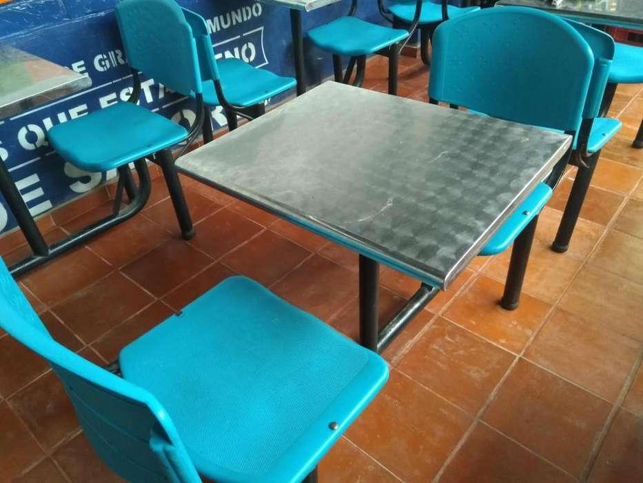 Venta de <strong>silla</strong>s wimpy y mesas de madera