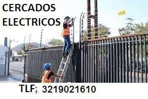 Cercados Eléctricos Seguridad perimetral tlf 3219021610