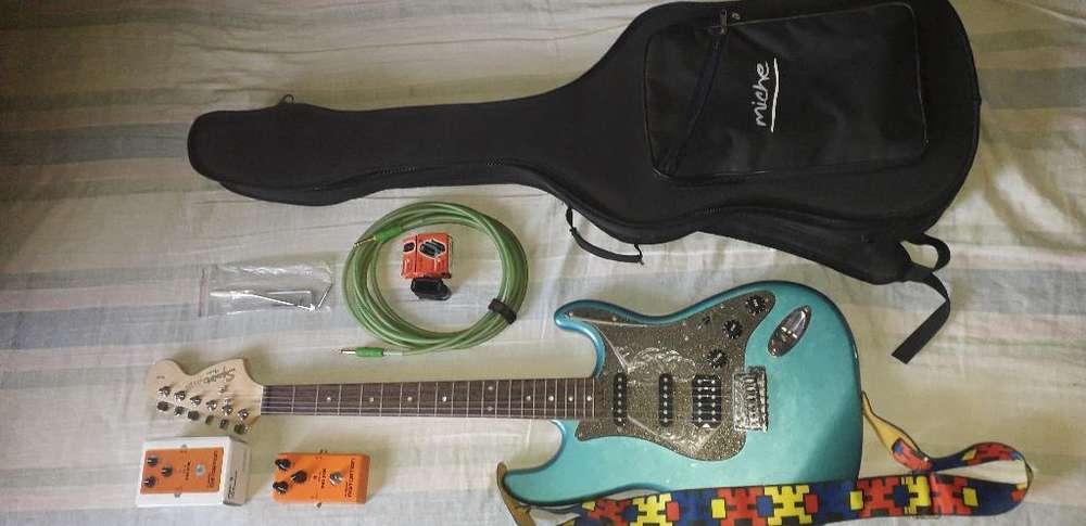 Guitarra Eléctrica Fender Squier