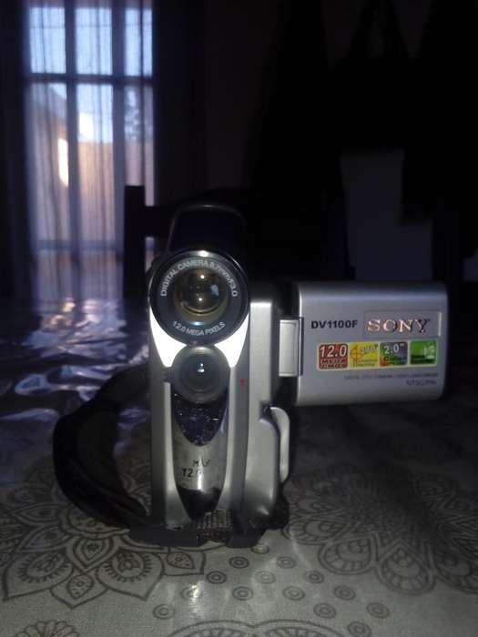 Filmadora Handycam Sony Dv1100f NTCS/PAL NO ANDA!