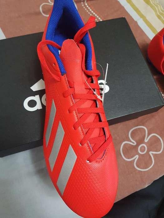 Zapatos Adidas Americanos Talla 9.5