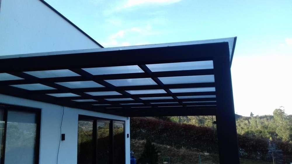 METALICA : cerrajeria fina; estructuras metálicas; pergolas ; instalación de techos Y MUCHO MAS..