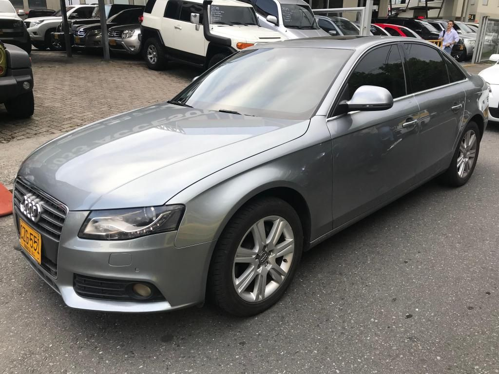 Audi A4 2008 Luxury Automatico 1800cc Turbo, full, Cuero, Sunroof