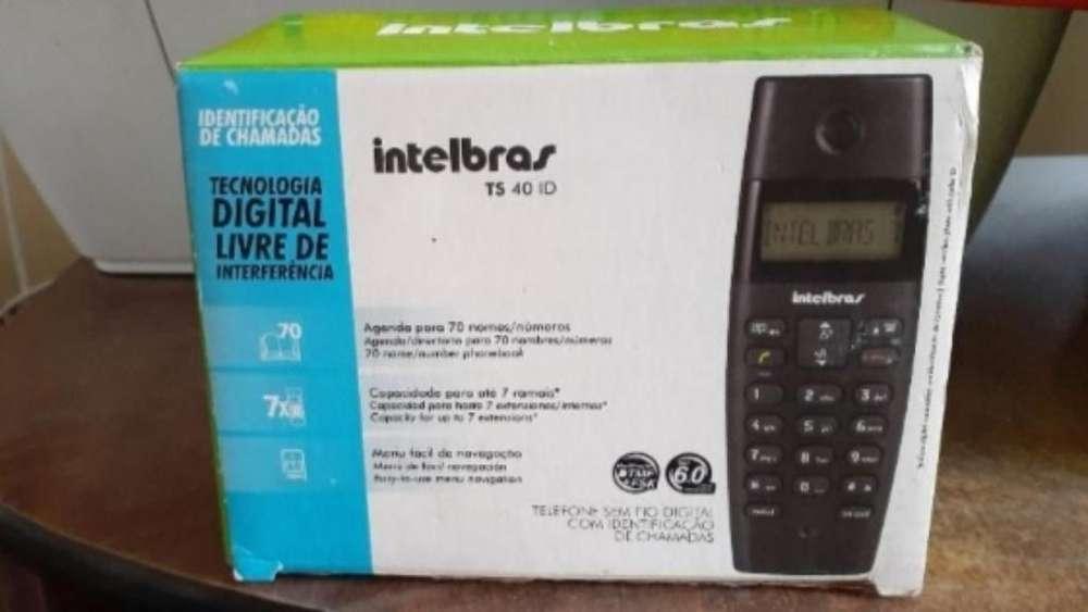 Vendo Telefono Inalambrico Nuevo