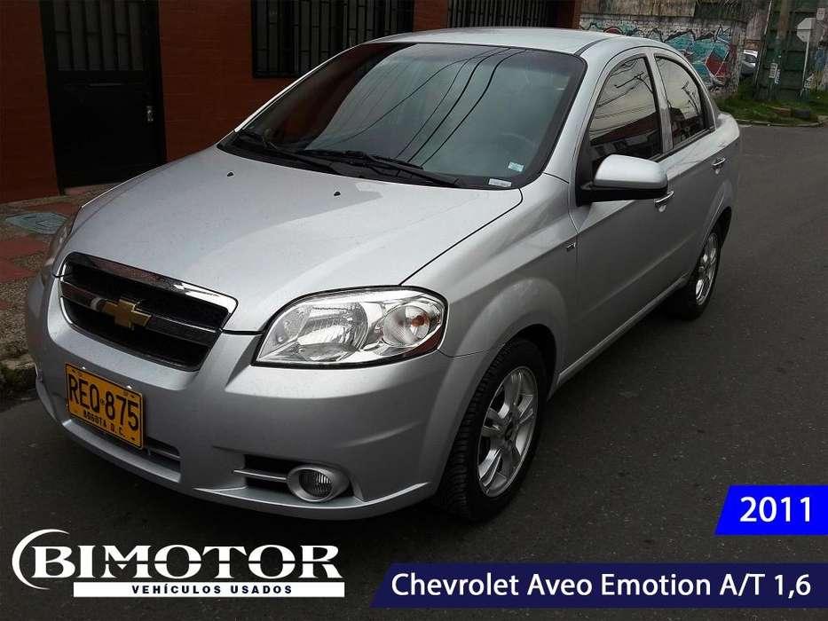 Chevrolet Aveo 2011 - 47116 km