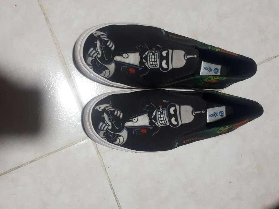 Zapatos Personalizados Doux