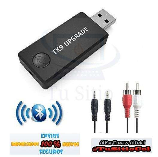 Envio Gratis Adaptador Bluetooth mini USB Yettx9 Transmisor de música