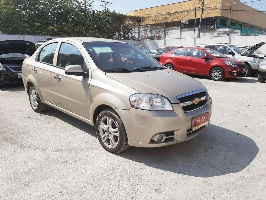 Chevrolet Aveo 2016 - 91200 km