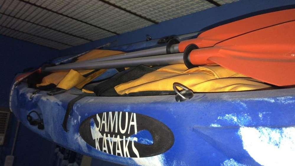 Kayak para 3 Personas