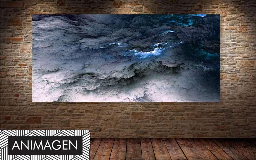 Cuadro decorativo de nubes 2224