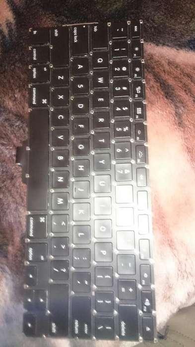 por Viaje Teclado Macbook Pro 2012 Detal