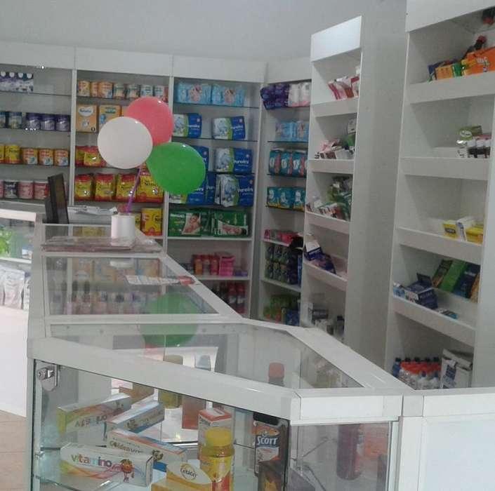Se Vende <strong>farmacia</strong> en Centro de Pasaje