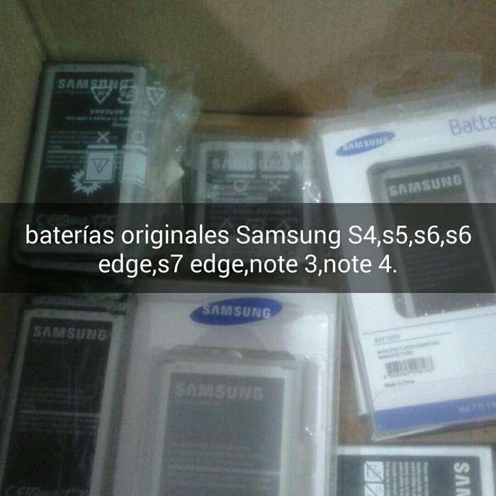 Baterias Originales Samsung S5,s4,alpha.