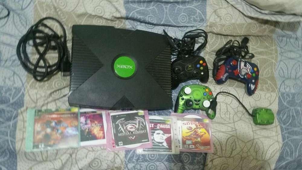 Vendo O Cambio Xbox Clasico