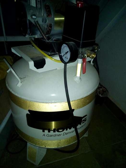 Conpresor Aire Seco Thomas
