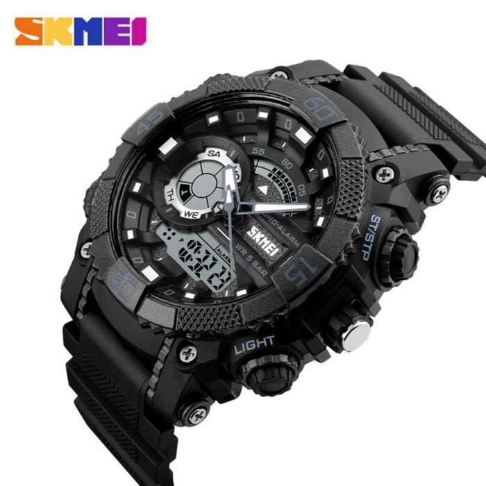 Skmei 1228 Black
