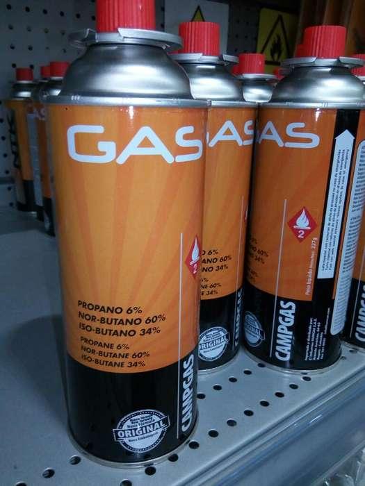 Pipas Gas Butano Propano Estufa Cámping
