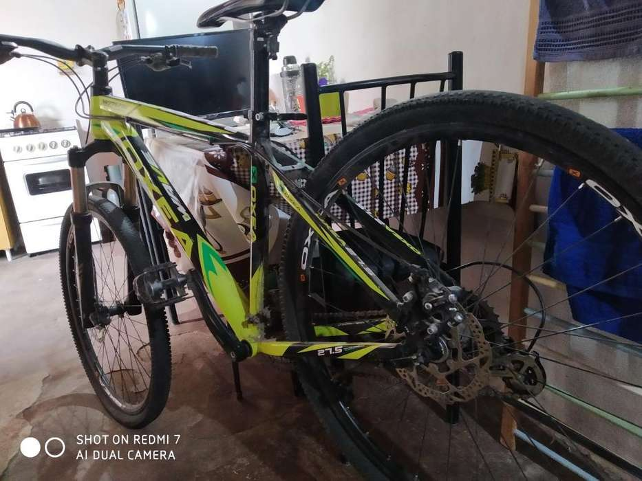 Vendo Bici Oxea Rodado 27,5