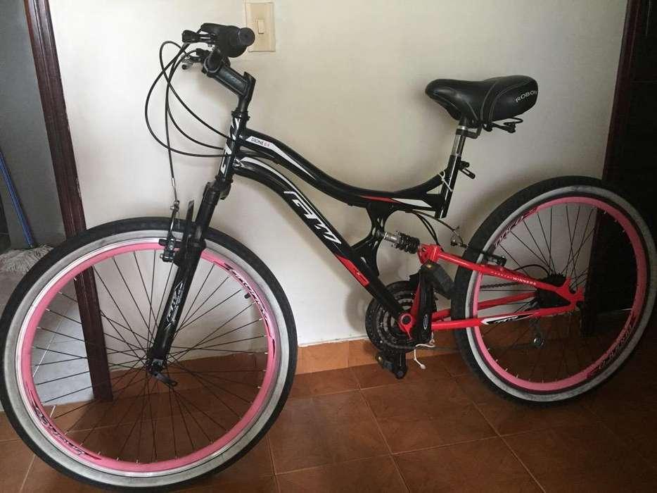 Bicicleta Gw Cambios Incorporados