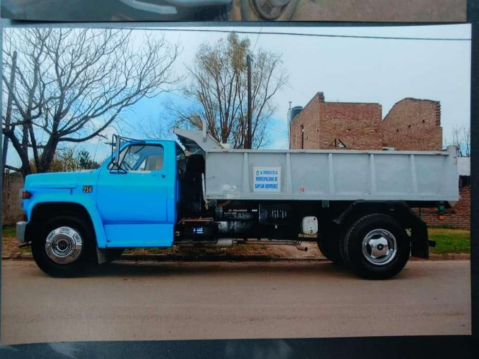 CAMION CHEVROLET 714 IMPECABLE