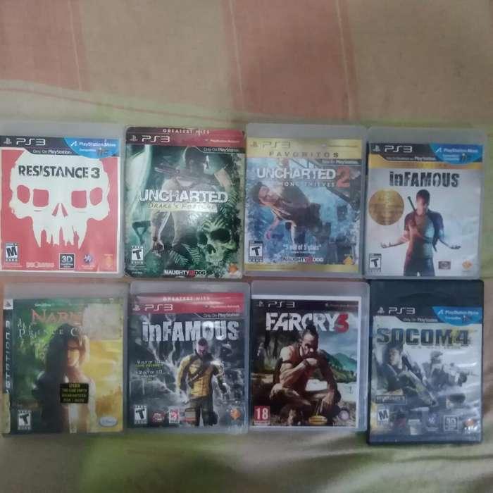 Se Vende Juegos Ps3y Xbox 360 Originales