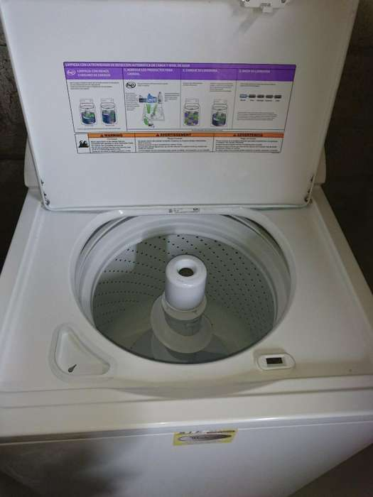 <strong>lavadora</strong> Whrilpool 18kg con Agitador