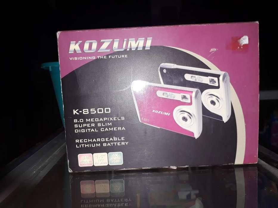 CAMARA <strong>digital</strong> KOZUMI K-8500