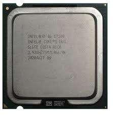Procesador Intel Core2 Duo E7500