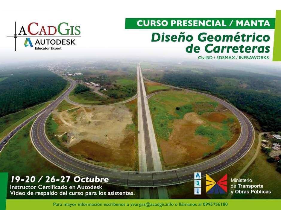 Curso Diseño Geométrico de Carreteras