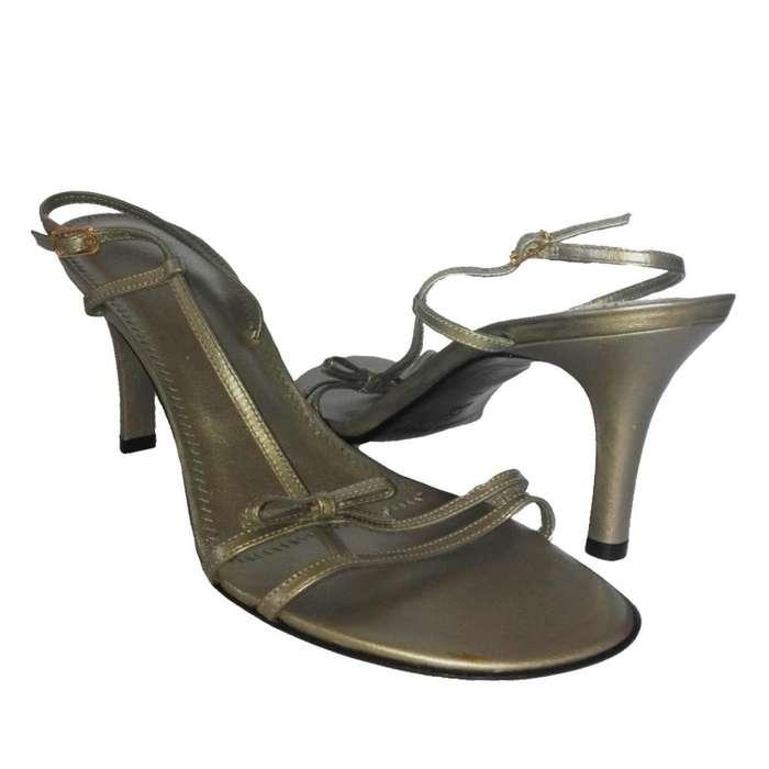 Zapato Mujer talla 37 Antonio Melani Original Nuevo Sandalia Vestir calzado Regalo Navidad moda amor