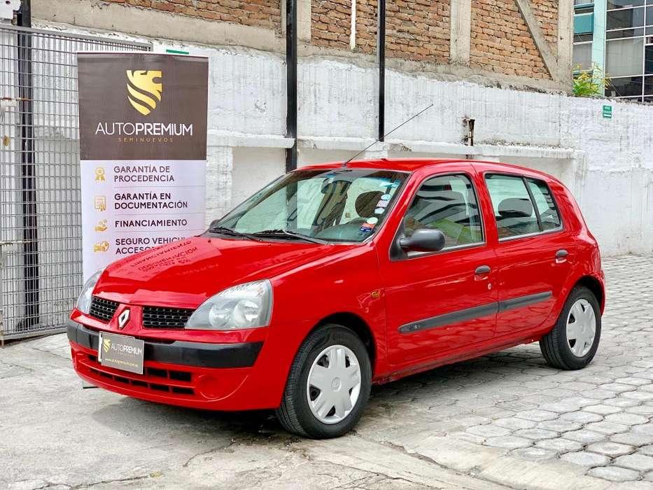 Renault Clio  2005 - 96000 km