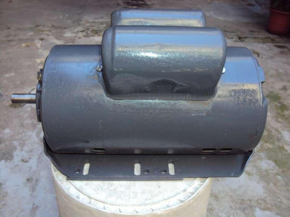 Motor Electrico 3/4 G.Electric usa monofasico