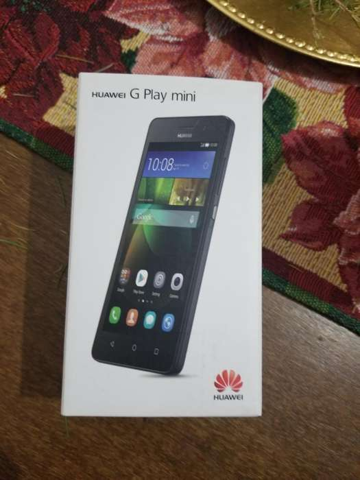 Huawei G Play Mini Impecable