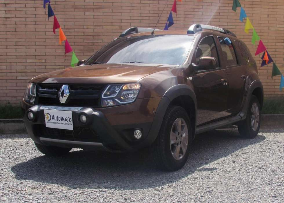 Renault Duster 2017 - 53895 km