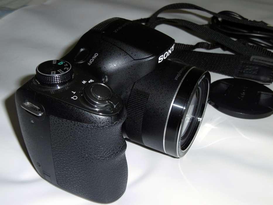 vendo cámara sony cyber-shot dsc-h300