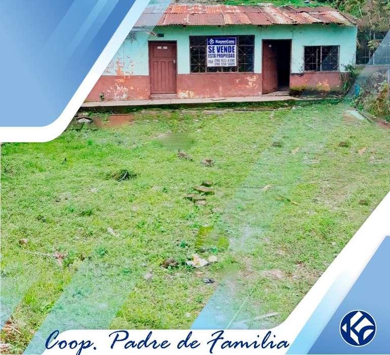 Venta- Lote -Terreno- Cooperativa Padre de Familia Ejército Ecuatoriano, manzana 29 lote 2.