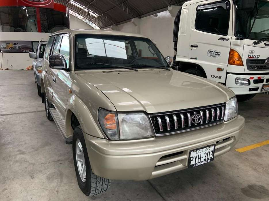 Toyota Prado 2002 - 250000 km