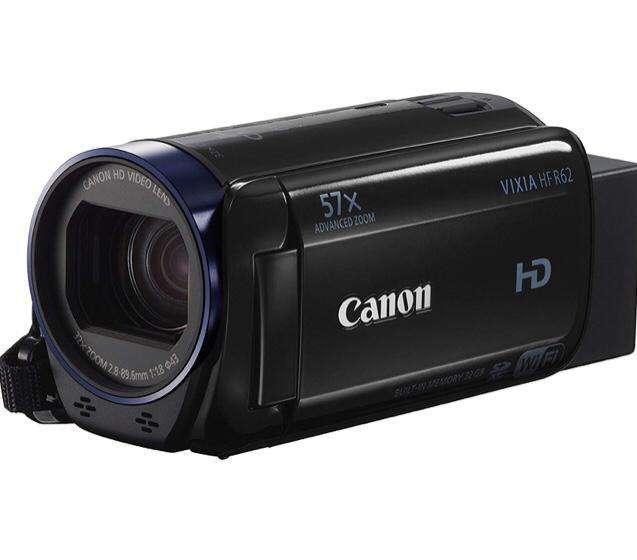 <strong>videocamara</strong> Canon Vixia Hf R62 (Hd)