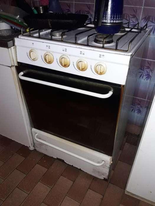 Cocina Estufa Eléctrica Ventilador Pared